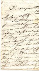 Grandpapa's letter 5 to William at Cambridge University 11th November 1859