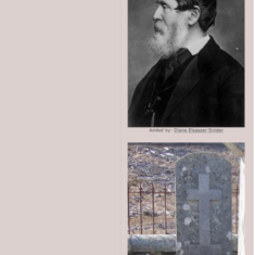 Patrick Keir Grave stone at Kindrogan
