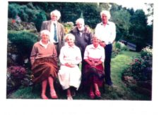 Latecomers to Glenshee - The Smarts , Stewarts & Johnstons
