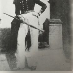 Jack Murray of Croftinloan 1843. He was married to Catherine Menzies.  She was Amelia Small Keir's sister