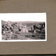 A shoot on Balvarran August 1937
