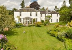 Balmyle House where the Constable Family Lived