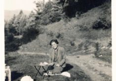 John Manning's Parents Holiday on Balvarran in 1937