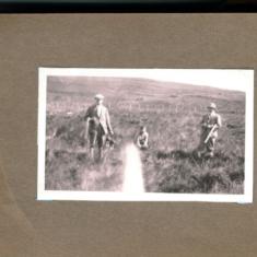 On Balvarran shoot August 1937