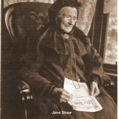 Jane Shaw 1840-1919 of Finegand