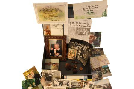 Memory Box - Jean Dargie   Liz Crichton
