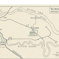 map kinmonth estate