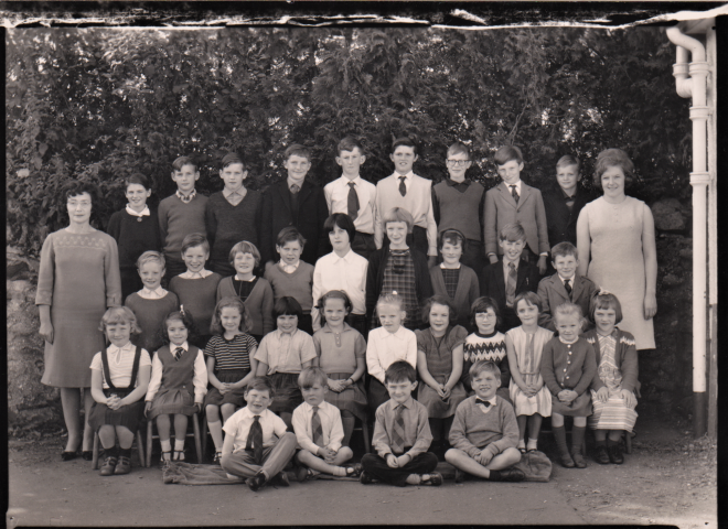 Strone of Cally School 1966