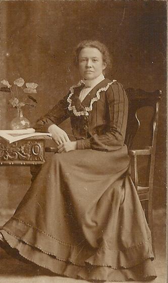 Margaret Anne Macdonald Reid